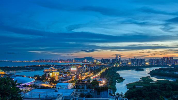 """龙沐湾,华侨城""""优质生活创想家""""全新升级"""