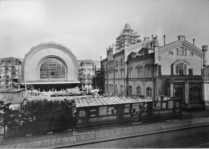 赫爾辛基火車站?老沙里寧