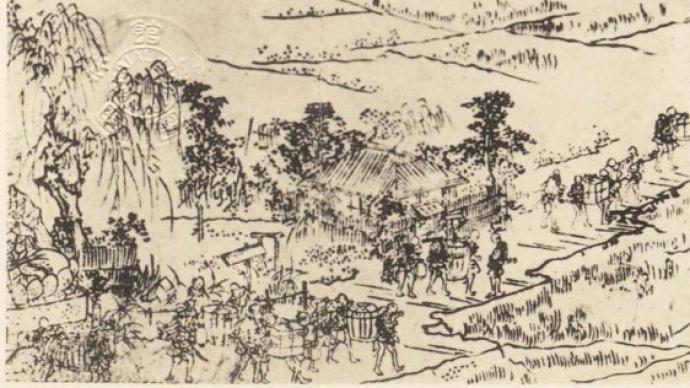 霍乱时期的江户