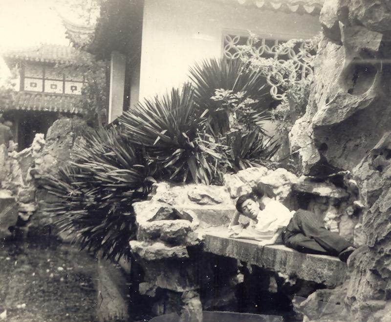 苏州留园,1967年