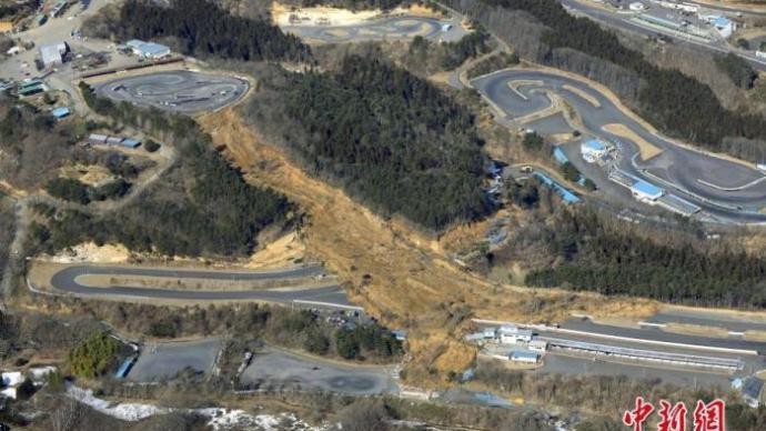 日本福岛强震已致155人受伤,核电站有部分水溢出