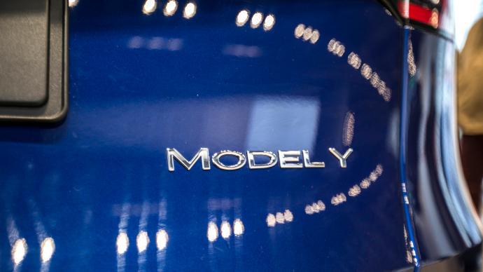 在商言商|上海新能源车春节销售火热,Model Y等数月
