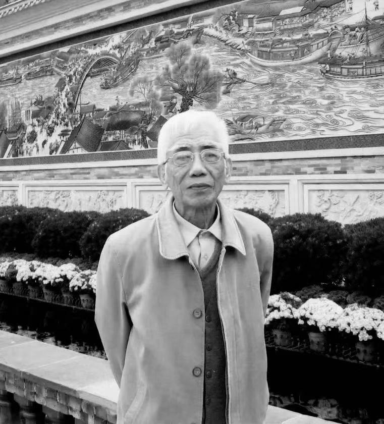 历史学家、中山大学教授蔡鸿生。 羊城晚报•羊城派 图