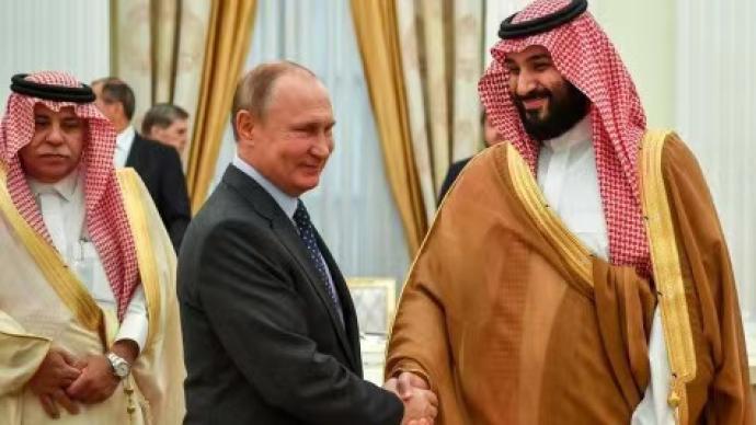 沙特王储与普京通话,双方愿继续加强协调行动以稳定石油市场