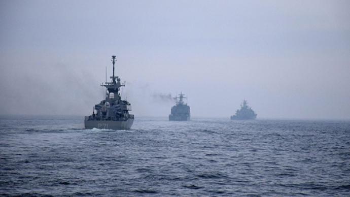 兵韜志略|俄伊在印度洋舉行聯合軍演,防務合作向海洋拓展