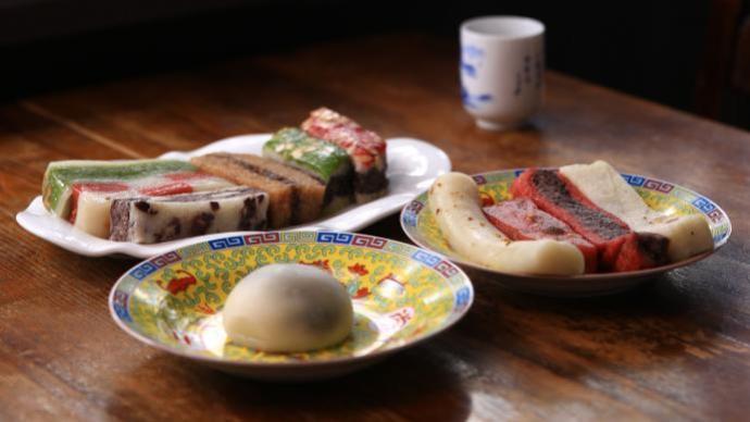 江南的传统糕点,到底有多出彩?