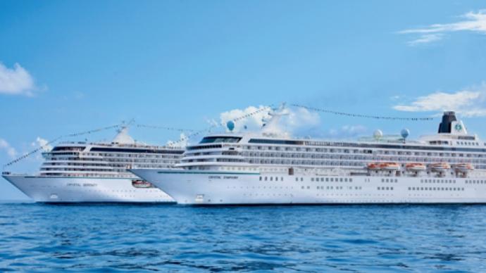 水晶邮轮要求旅客接种疫苗,MSC地中海配备机器人酒保