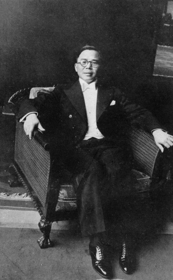 蒋廷黻(1895-1965)