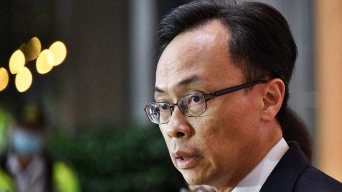 聶德權:香港市民3月中旬前或可赴私家診所接種新冠疫苗
