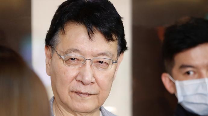 江啟臣宣布爭取連任國民黨主席,表態參選的媒體人趙少康回應