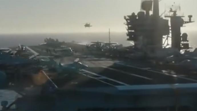 美军演练新战法,不排除会用在南海海域