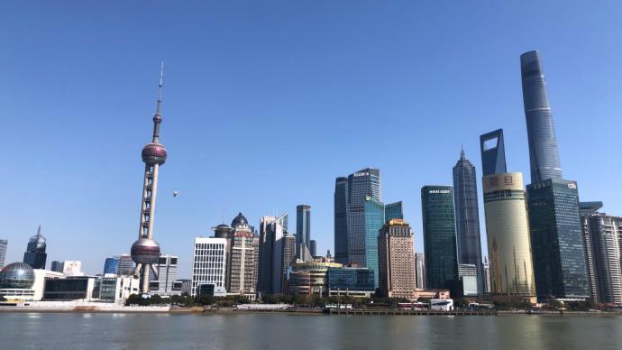 天氣又亂來!上海今天最高氣溫25℃,明天最低氣溫8℃