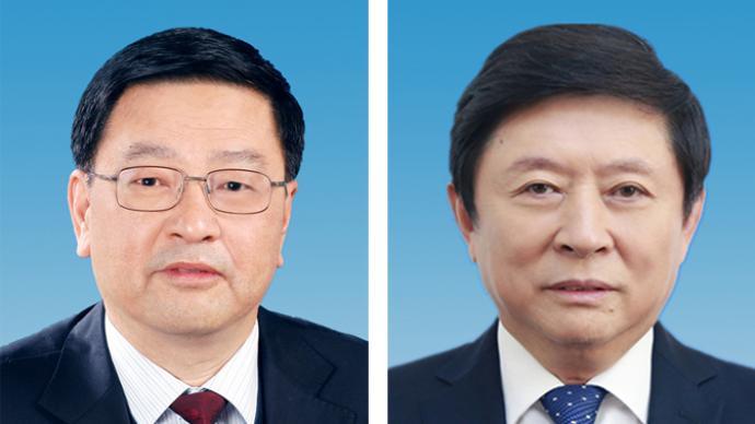 焦彥龍、邢國輝當選河北省人大常委會副主任