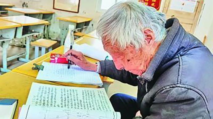 安徽鄉村教師葉連平:為了留守兒童,他和時間賽跑了20年