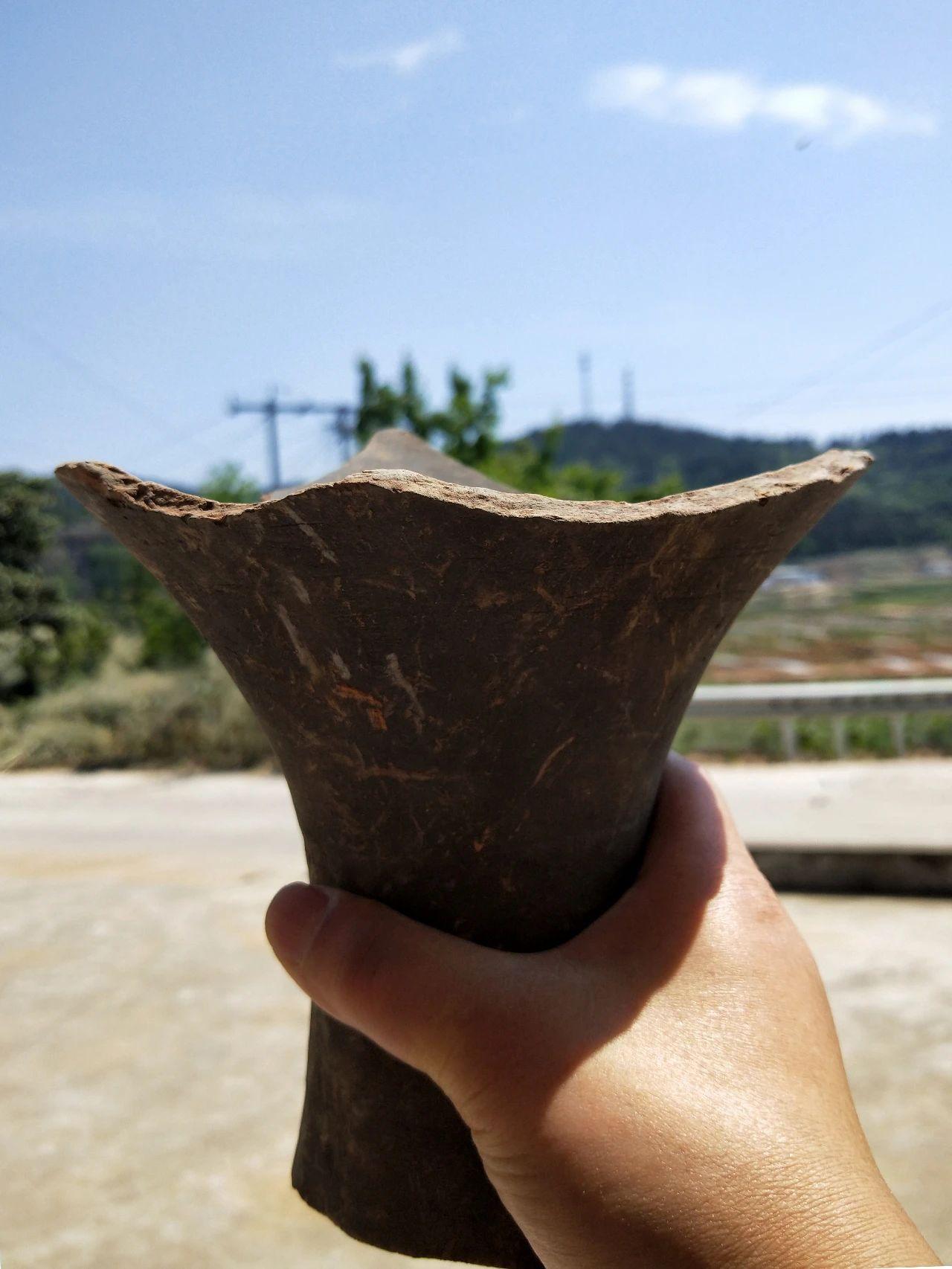 张家坝遗址出土的文物 图片来源:盐亭发布