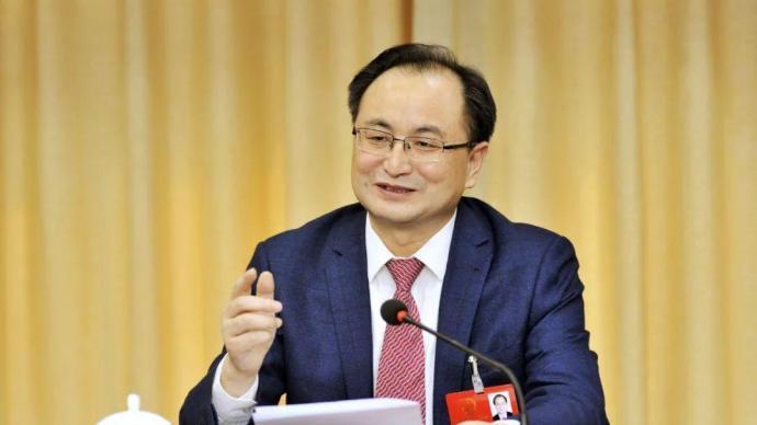 新任山東省副省長傅明先任煙臺市委書記,張術平不再擔任