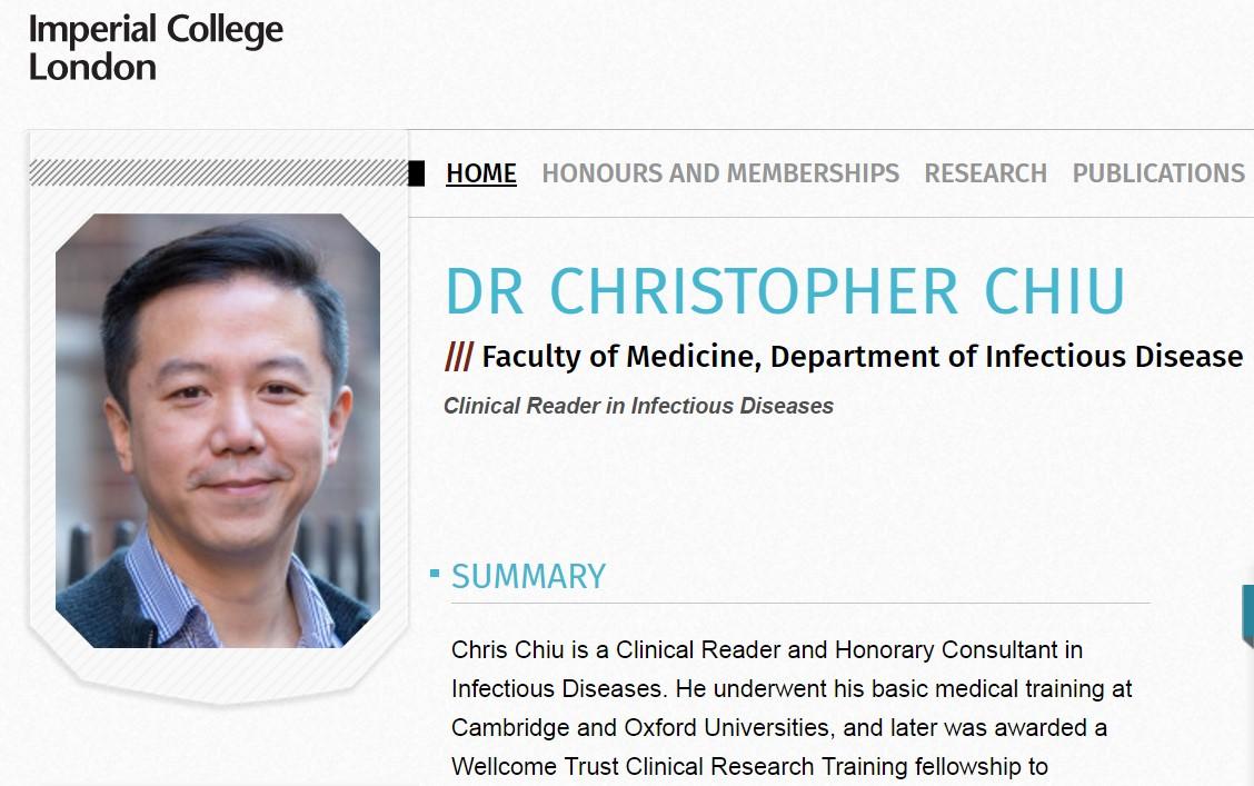 Chris Chiu