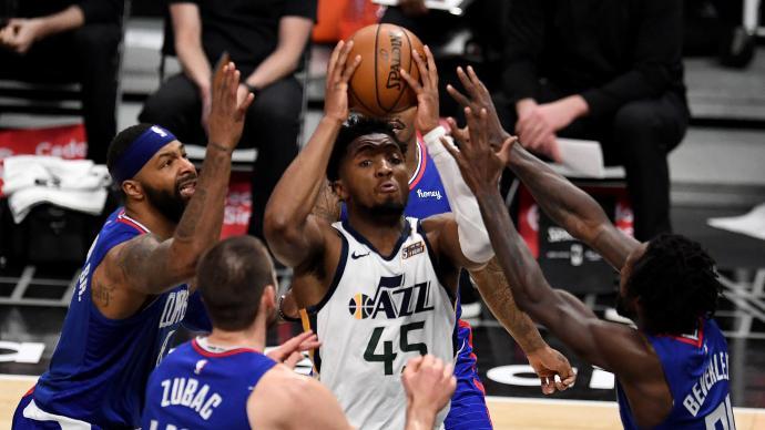 犹他爵士凭什么排名NBA第一?他们是最像经典马刺的球队