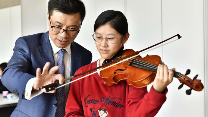 """每周末飞天津,在""""周六的音乐学院""""上课是什么体验?"""