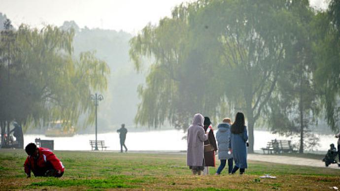 生态环境部:2020年全国PM2.5浓度同比下降8.3%