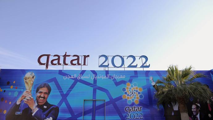 英媒:卡塔尔筹备世界杯过程中逾六千名南亚劳工死亡