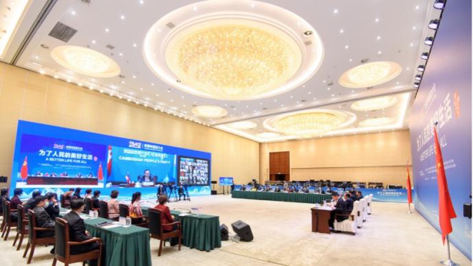 中聯部發言人:各國政黨形成共識促人權治理秩序更公正