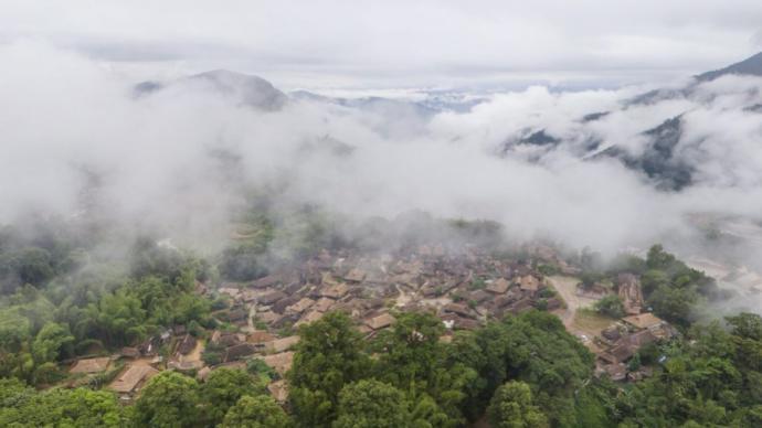 翁丁拼圖①|佤族與火,老寨與新村