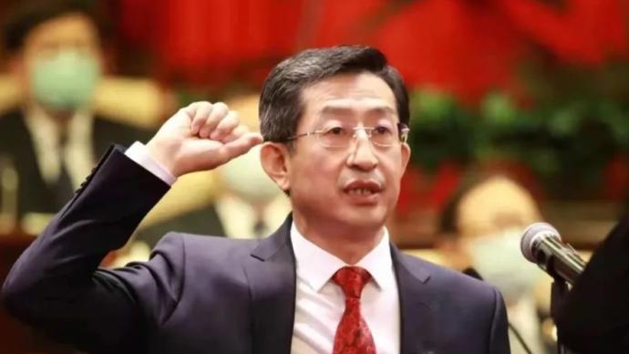 李继荣当选内蒙古呼伦贝尔市人大常委会主任