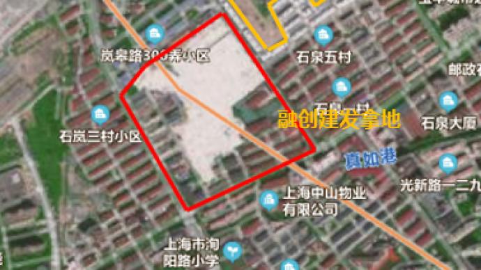 上海一宅地溢价36%成交,政府约谈开发商要求合理调整预期