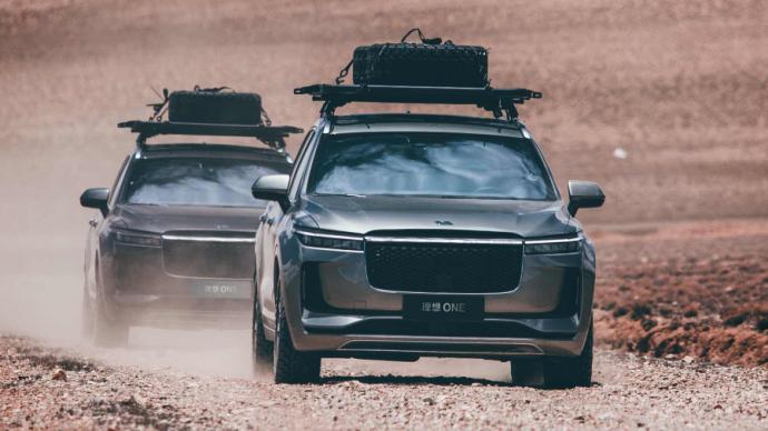 理想汽车去年第四季度已实现盈利,2023年交付纯电动汽车