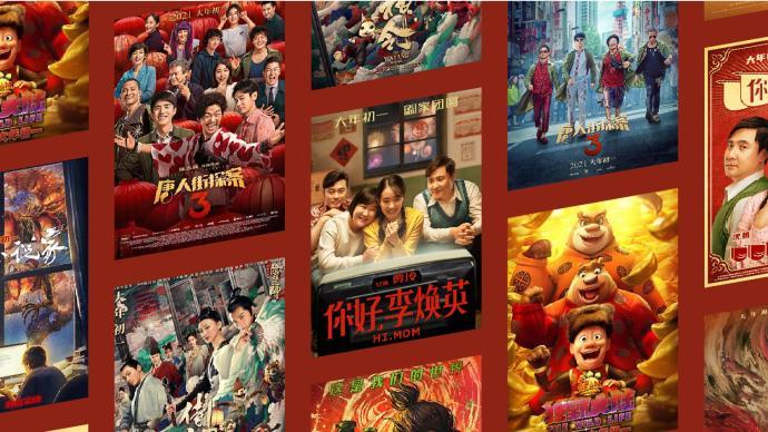 数说 | 春节档电影混战,不同城市有什么不一样?