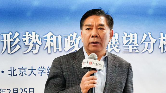 國務院參事徐憲平:以人為核心的新型城鎮化是最大的內需