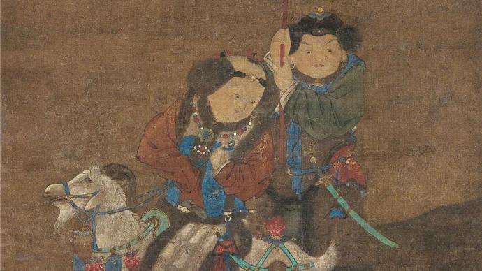 海宇升平日之章:北京画院藏《三阳开泰图》研究