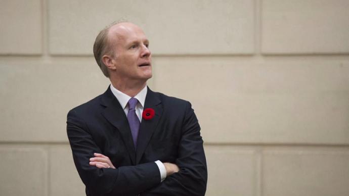 加拿大一高官无视防疫要求出国旅游,现已辞职