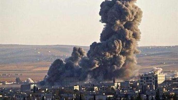 叙利亚外交部强烈谴责美国对叙实施空袭