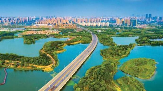 """观察丨""""大虹桥""""旁这座小城:没被虹吸,不是睡城,互融共赢"""