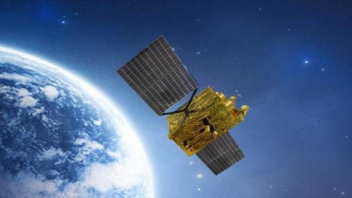 中国航天科技活动蓝皮书:我国在轨运行应用卫星数量超三百颗