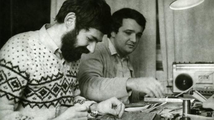 南斯拉夫民众DIY电脑实践:技术史上一段鲜为人知的碎片