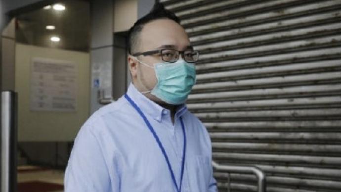 """香港""""民主动力""""宣布即时解散,曾参与协调反对派""""初选"""""""