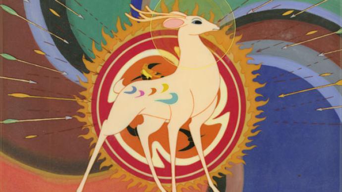 想当年丨《九色鹿》:来自敦煌莫高窟的惩恶扬善寓言