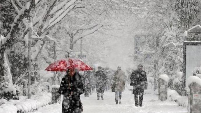 为应对极端天气,3月1日大连中小学学生居家学习一天