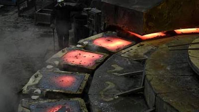 """工信部:我国提前完成""""十三五""""钢铁行业去产能1.5亿吨目标"""