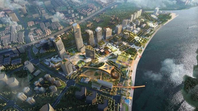西岸金融城、航天科技城開工,上海徐匯今年計劃投167個億
