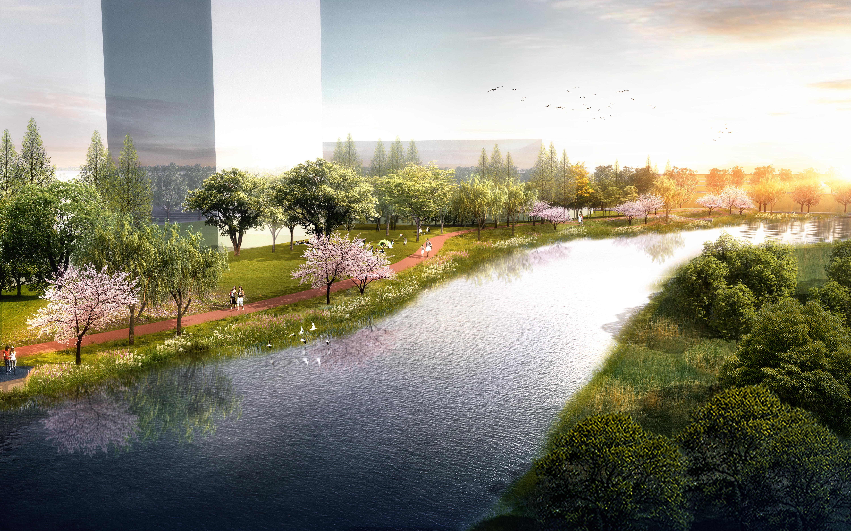 星耀娱乐:临港新片区10个生态绿林项目集中开工,计划总投资超3亿元