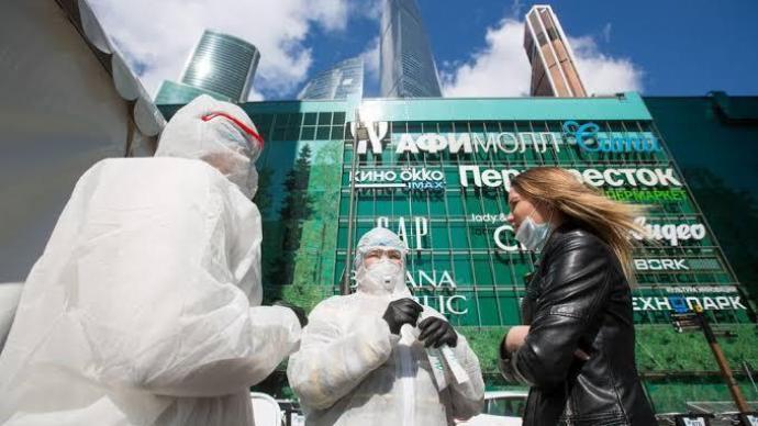 俄媒:俄羅斯超90%新冠患者已痊愈