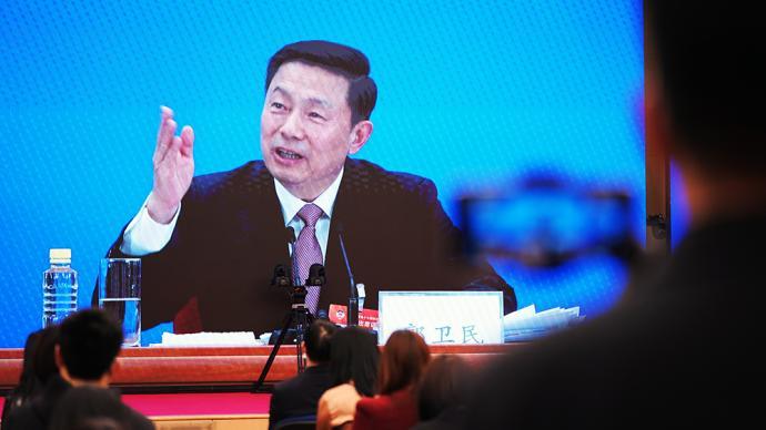 重回陽春三月的全國兩會首場發布會,發言人點贊全體中國人