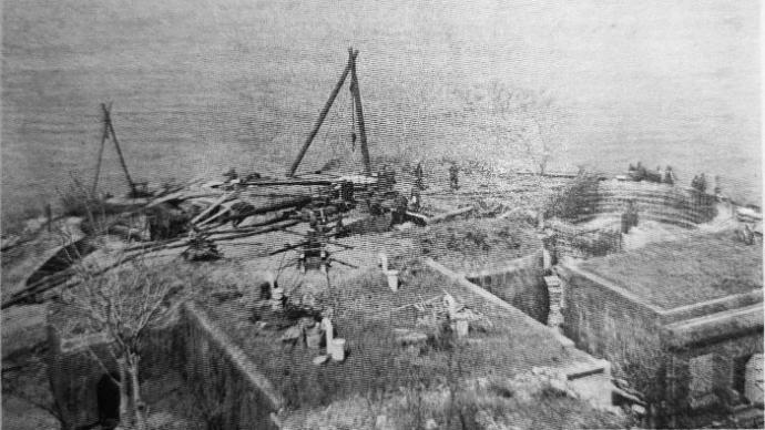"""船坚炮利︱抗战前中国订购12门德国要塞炮的""""奇幻漂流"""""""