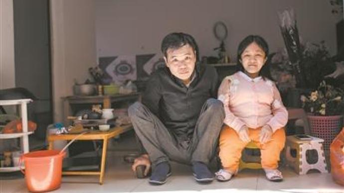 暖闻|广州罕见病夫妇:每天捐1元做公益,困难再大也压不垮