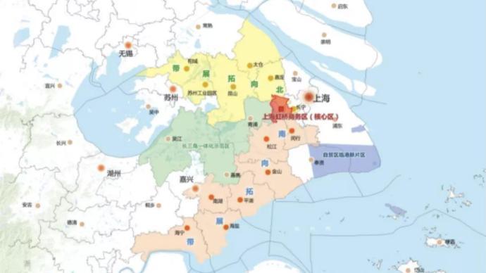 华略智库|虹桥国际开放枢纽:新集合,新极核