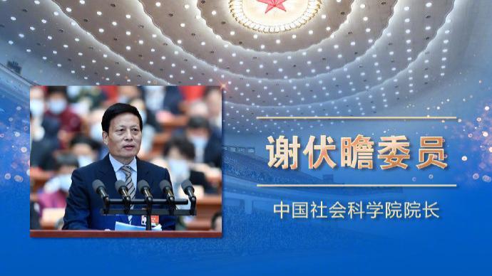社科院院长谢伏瞻:调节过高收入取缔非法收入,推进共同富裕